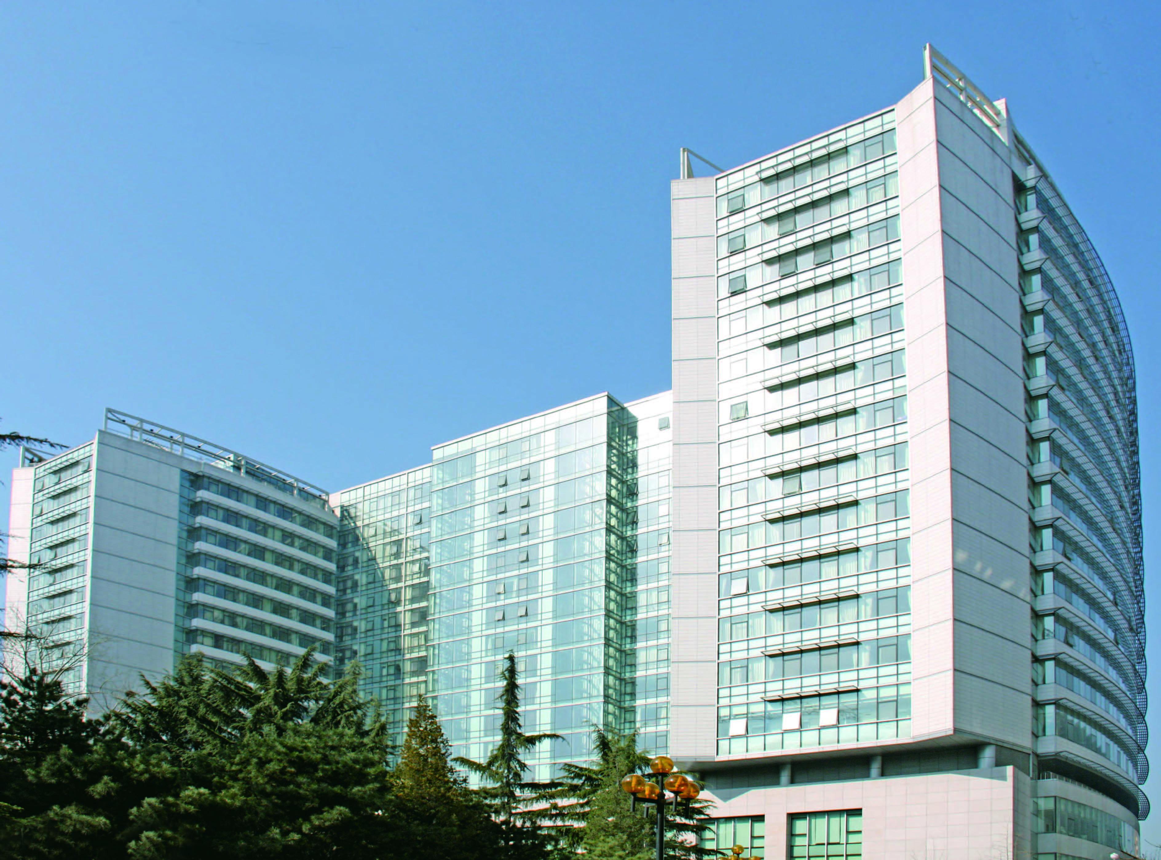 北京解放军总医院外科大楼